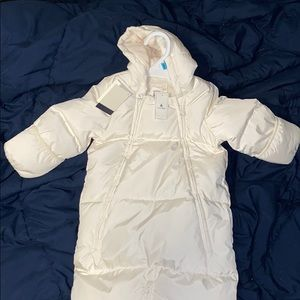 Baby winter bundle coat